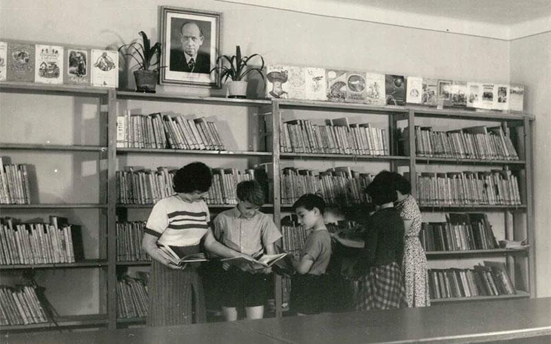 dětské oddělení