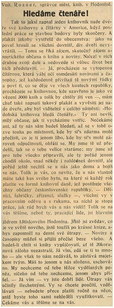 noviny 1926